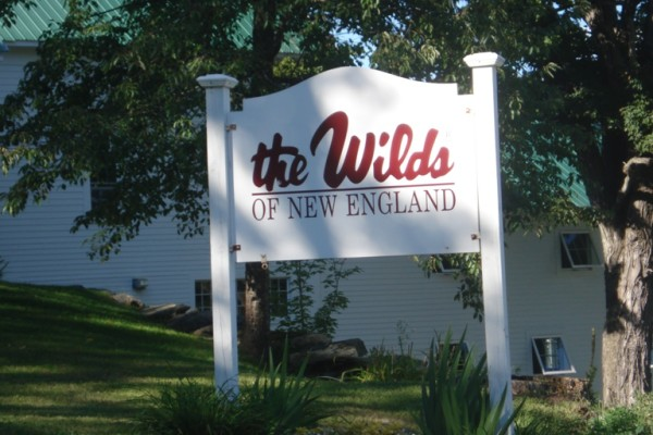Wilds Sign